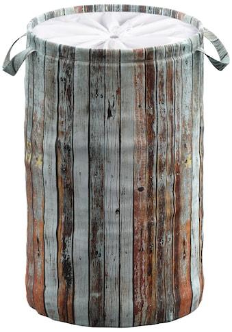 Sanilo Wäschekorb »Antik«, 60 Liter, faltbar, mit Sichtschutz kaufen
