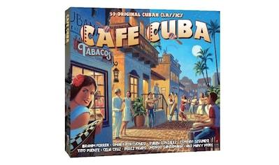 Musik-CD »Cafe Cuba / Various« kaufen
