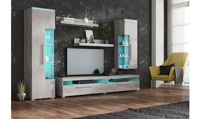TRENDMANUFAKTUR Wohnwand »India« kaufen