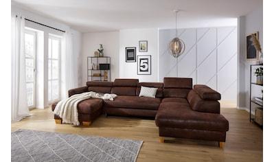 Home affaire Wohnlandschaft »Steve Premium« kaufen