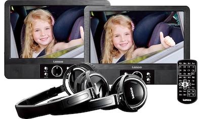 Lenco Portabler DVD-Player »MES-415« kaufen