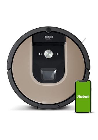 iRobot Saugroboter »Roomba 976«, mit Imprint™-Kopplungstechnik kaufen