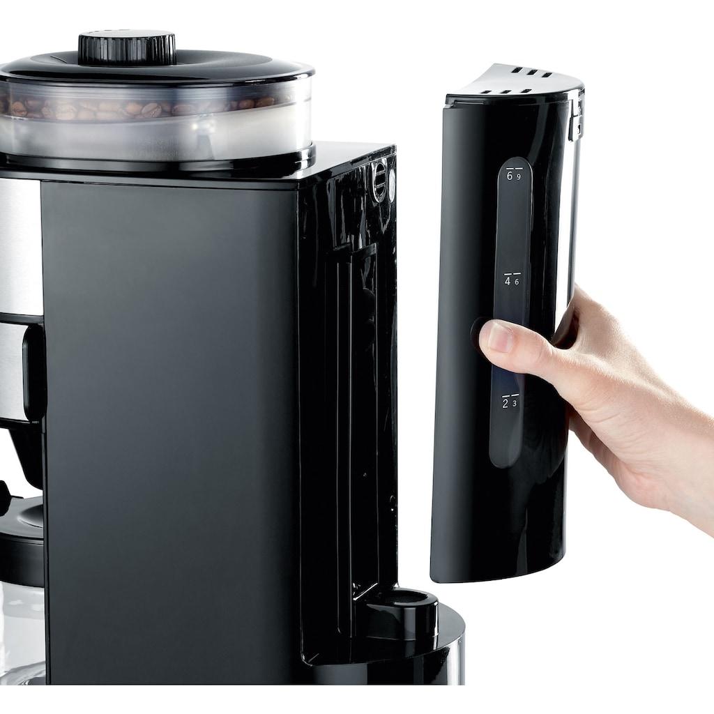Severin Kaffeemaschine mit Mahlwerk »KA 4811«, Permanentfilter, 1x2
