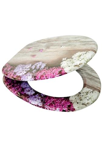 SANILO WC - Sitz »Flieder«, mit Absenkautomatik kaufen