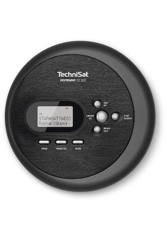 TechniSat Discman, CD-Player, DAB+, UKW, MP3 mit Resume-Funktion kaufen