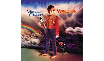 Musik-CD »Misplaced Childhood (2017 Remaster) / Marillion« kaufen
