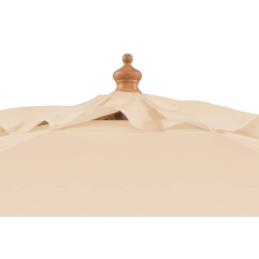 Schneider Schirme Sonnenschirm »Malaga«, abknickbar, ohne Schirmständer