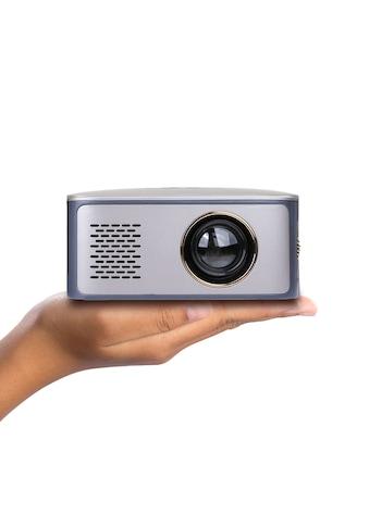 LA VAGUE Mini-Beamer »LV-HD120«, (1000:1), Projektor mit LCD- und LED-Technologie für... kaufen