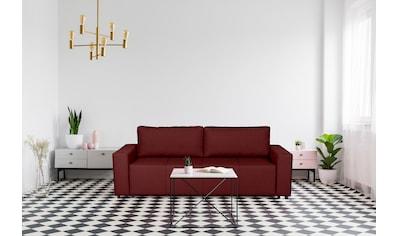 GEPADE Schlafsofa »Orlando«, Großzügiges Schlafsofa in kubischem Design kaufen