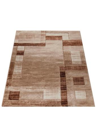 Teppich, »Florenz«, Paco Home, rechteckig, Höhe 16 mm, maschinell gewebt kaufen