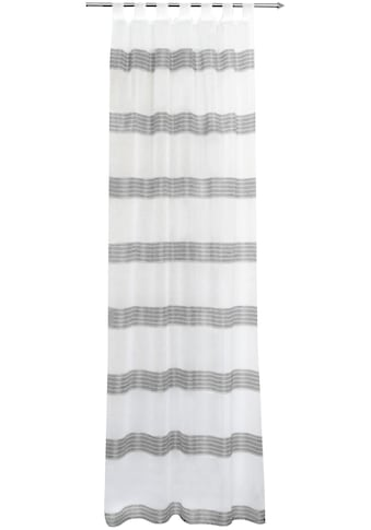 decolife Vorhang »Schlaufenvorhang Mavela«, HxB: 235x135 kaufen