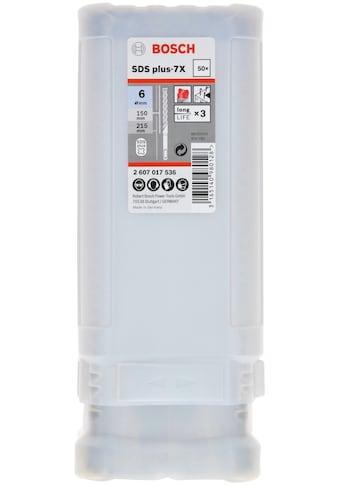 Bosch Powertools Hammerbohrer »SDS plus-7X Hammerbohrer« kaufen