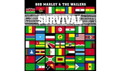 Musik-CD »SURVIVAL / MARLEY,BOB & THE WAILERS« kaufen