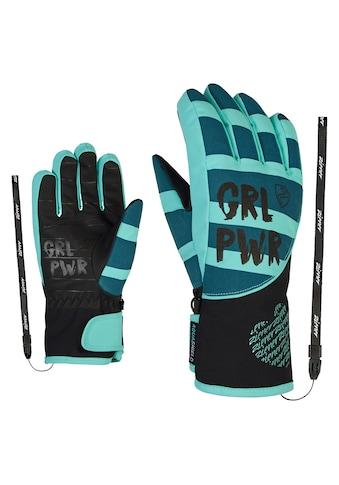 Ziener Skihandschuhe »LIWA AS(R) PR GIRLS« kaufen