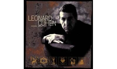 Musik-CD »MORE BEST OF / COHEN, LEONARD« kaufen