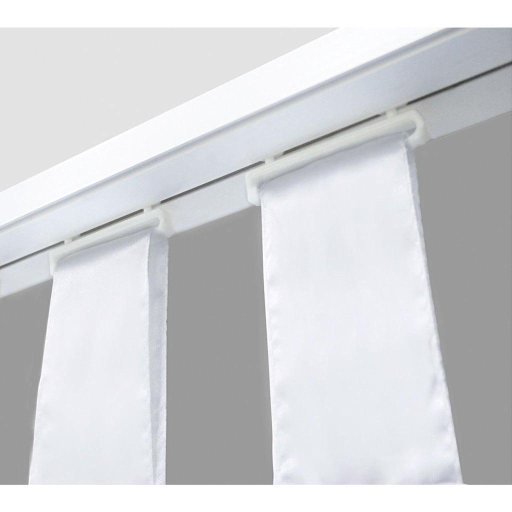 decolife Vorhang »Schlaufenvorhang Mavela«, HxB: 235x135