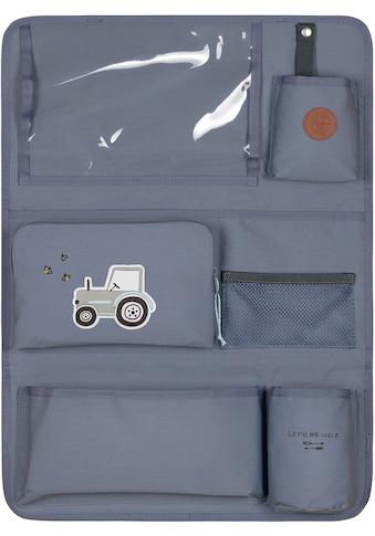 LÄSSIG Auto-Rückenlehnentasche »Adventure, Tractor, Car Wrap-to-Go«, PETA-approved vegan kaufen
