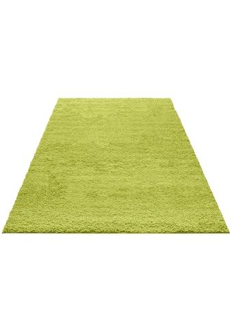 my home Hochflor-Teppich »Bodrum«, rechteckig, 30 mm Höhe, weicher Flor, Wohnzimmer kaufen