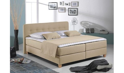 Home affaire Boxspringbett »Fargo XXL« kaufen