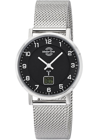 MASTER TIME Funkuhr »Advanced, MTLS-10738-22M« kaufen