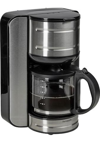 Hanseatic Filterkaffeemaschine »65387802«, Papierfilter, 1x4 kaufen