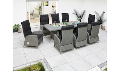 KONIFERA Gartenmöbelset »Brisbane«, (17 tlg.) kaufen