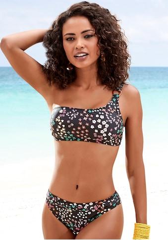 s.Oliver Bustier-Bikini-Top »Milly«, in One-Shoulder-Form kaufen