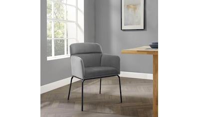 andas Esszimmerstuhl »Vejen«, in zwei verschiedenen Bezügen, Design by Morten Georgsen kaufen