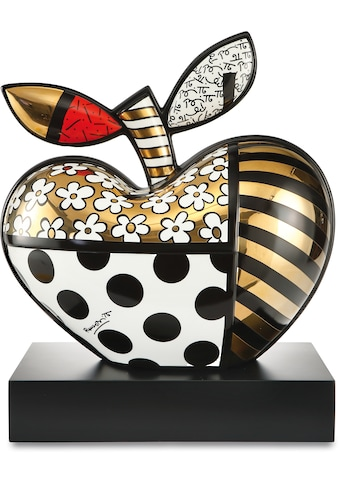 "Goebel Dekofigur »Figur Romero Britto - ""Golden Big Apple""« kaufen"