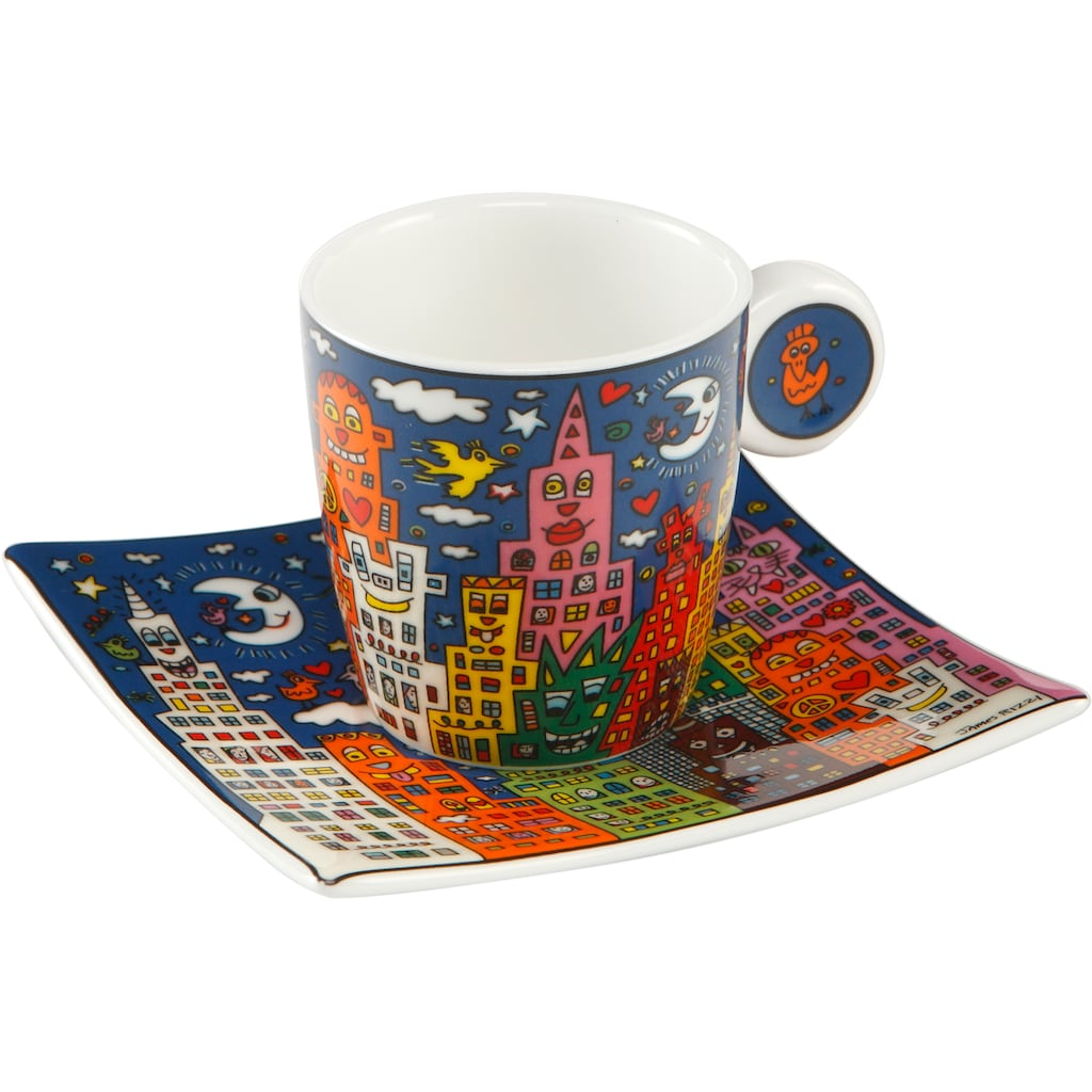 Goebel Espressotasse »City Night«