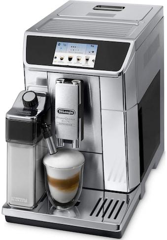 De'Longhi Kaffeevollautomat »PrimaDonna Elite Experience ECAM 656.85.MS«, auch für Kaltgetränkevariationen kaufen