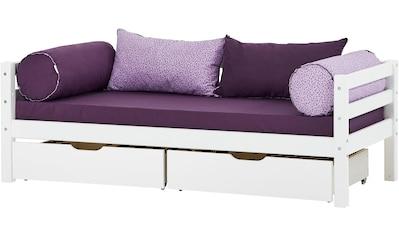 Hoppekids Einzelbett »BASIC« (2 Teile, Bett und Matratzen) kaufen