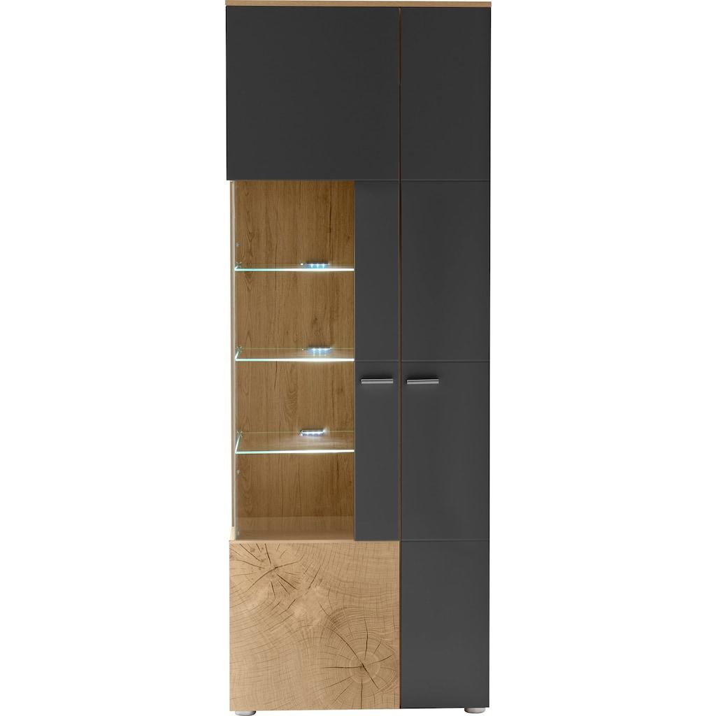 Places of Style Vitrine »PALERMO«, im trendigen Design