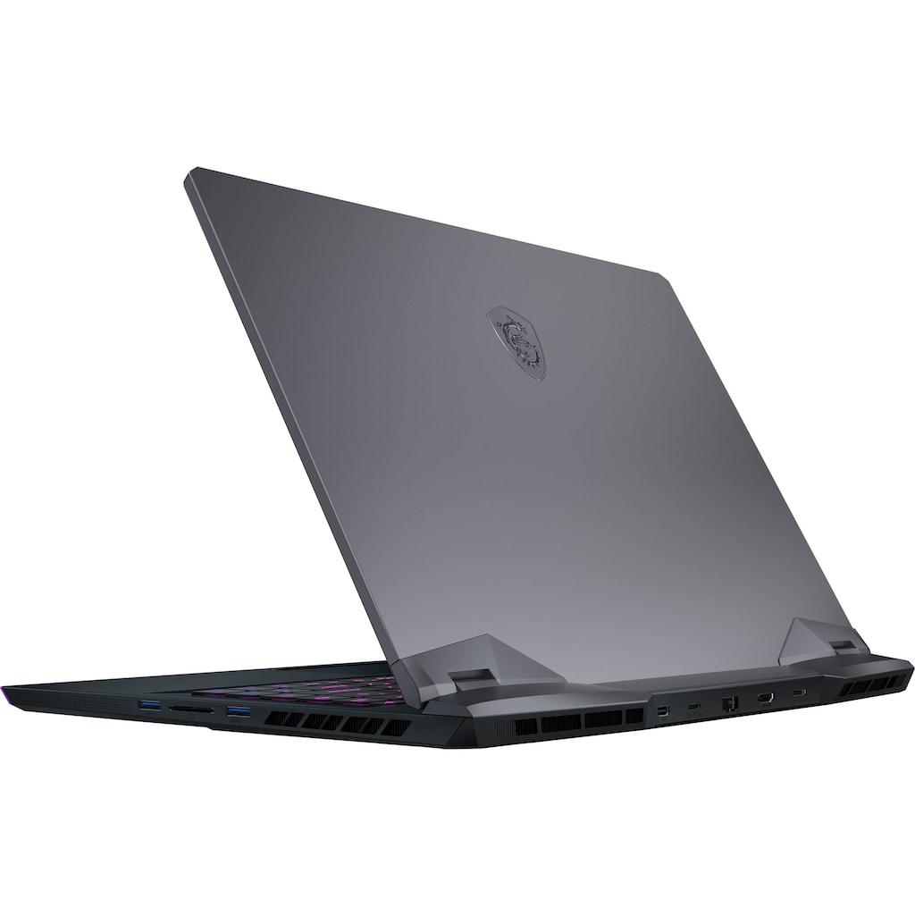 MSI Gaming-Notebook »GE66 Raider 10UH-260«, ( 2000 GB SSD)