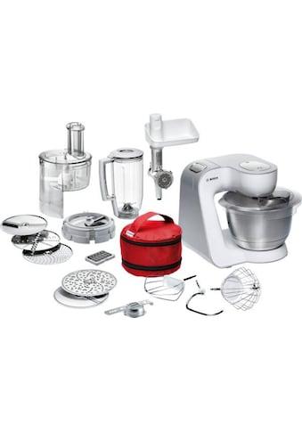 BOSCH Küchenmaschine Styline MUM54270DE, 900 Watt, Schüssel 3,9 Liter kaufen