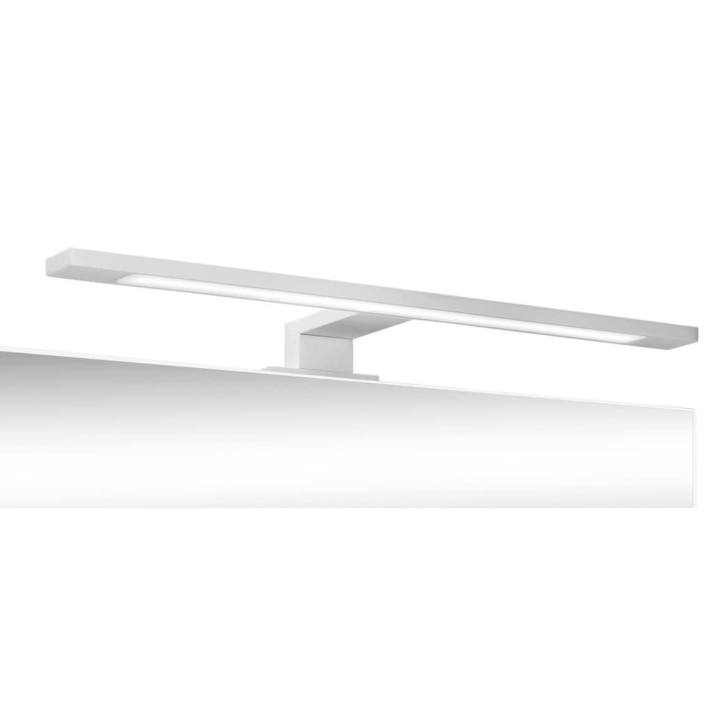 HELD MÖBEL Badmöbel-Set »Davos«, (3 St.), Breite 50 cm, mit eckigem Waschbecken