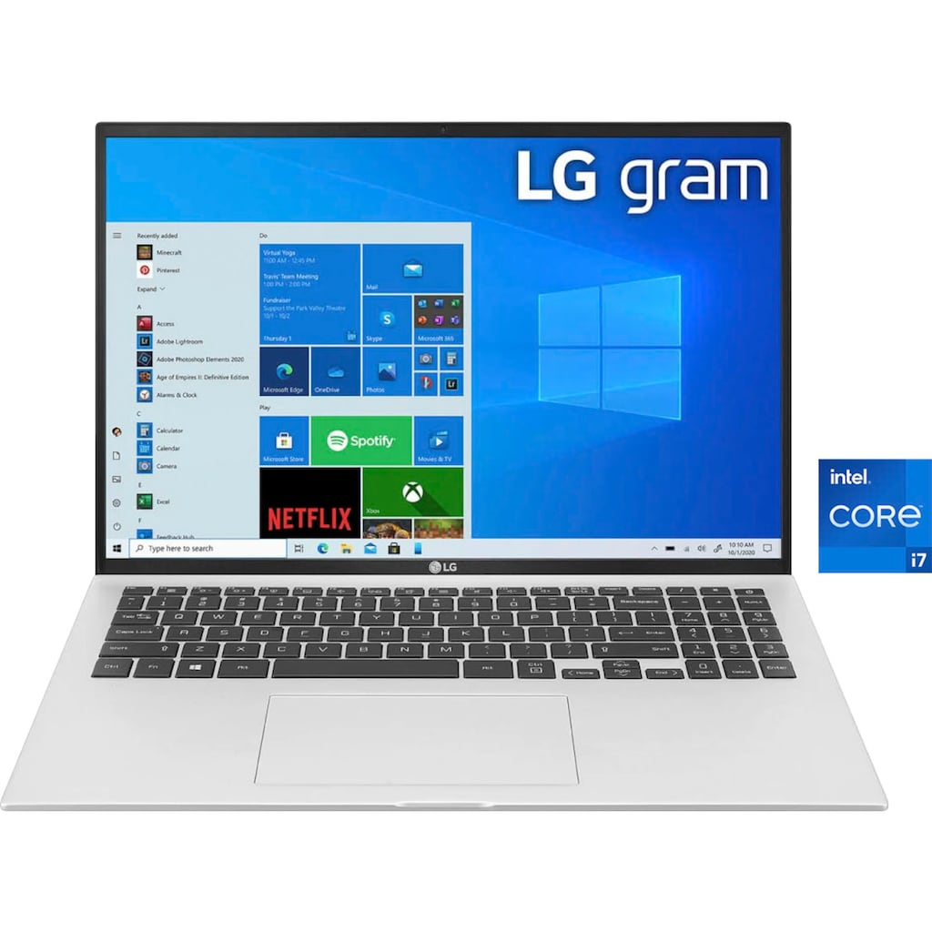 LG Notebook »14Z90P-G.AA79G«, ( 1000 GB SSD)