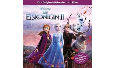 Musik-CD »Die Eiskönigin 2 (Das Orig.-Hörspiel zum Film) / Disney-Die Eiskönigin 2« kaufen