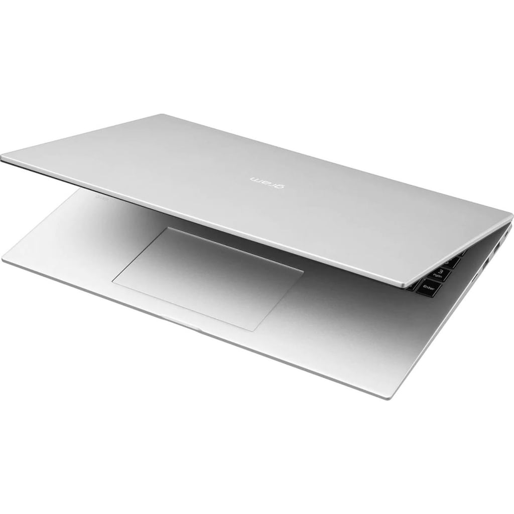 LG Notebook »17Z90P-G.AA56G«, ( 512 GB SSD)