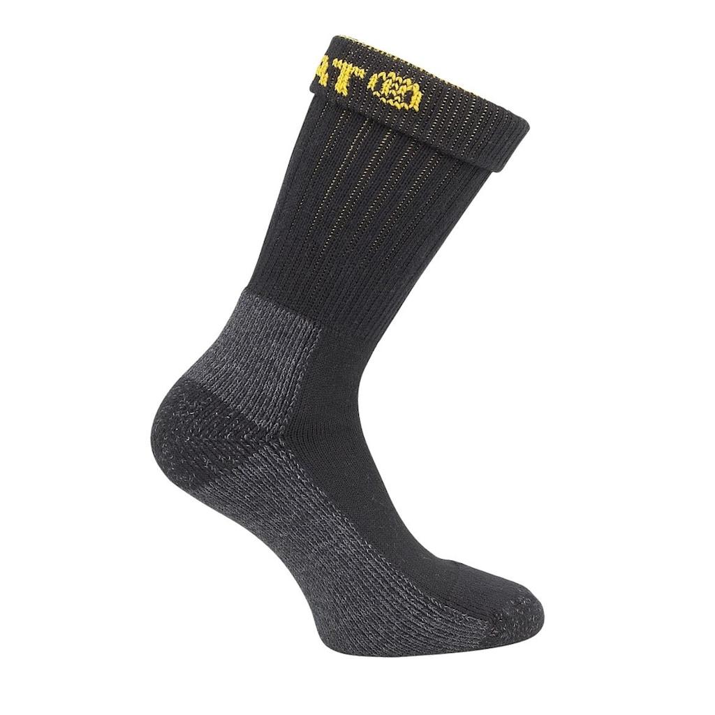 CATERPILLAR Funktionssocken »Herren Arbeitssocken / Socken, 2 Paar«