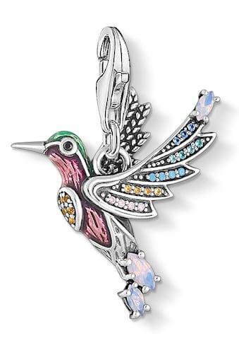 THOMAS SABO Charm-Einhänger »Bunter Kolibri silber, 1826-845-7«, mit Emaille,... kaufen