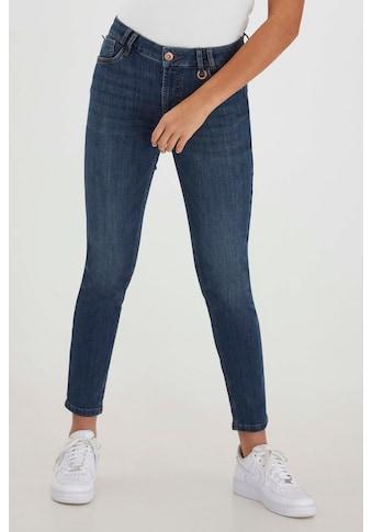 Pulz Jeans Röhrenjeans »PZANNA Jeans Skinny Leg 50205561«, Moderne Slim fit Jeans kaufen