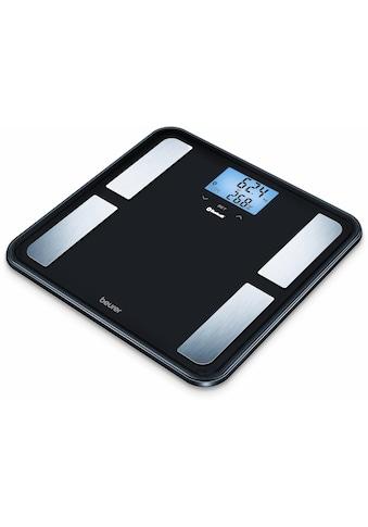 BEURER Körper-Analyse-Waage »BF 850«, innovative Vernetzung zwischen Smartphone und Waage kaufen