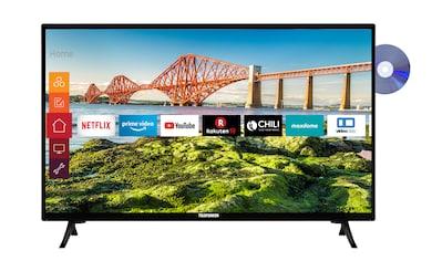 "Telefunken LED-Fernseher »XH24J501VD«, 60 cm/24 "", HD-ready, Smart-TV kaufen"