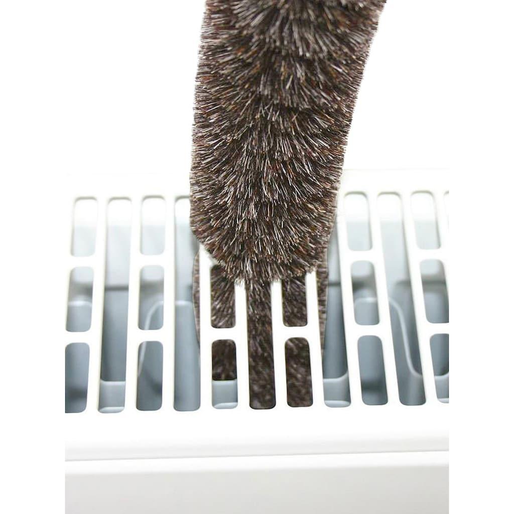 Heizkörperbürste aus Ziegenhaar