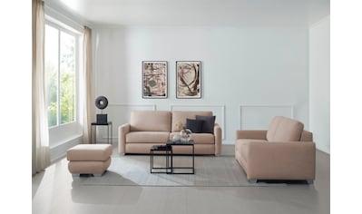 CALIZZA INTERIORS Schlafsofa »Opal«, mit Bettfunktion, Breite 195 cm kaufen