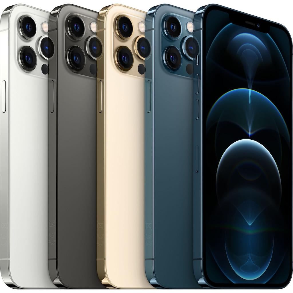 """Apple Smartphone »iPhone 12 Pro Max - 256GB«, (17 cm/6,7 """", 256 GB Speicherplatz, 12 MP Kamera)"""