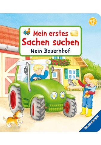 Buch »Mein erstes Sachen suchen: Mein Bauernhof / Sandra Grimm, Denitza Gruber« kaufen
