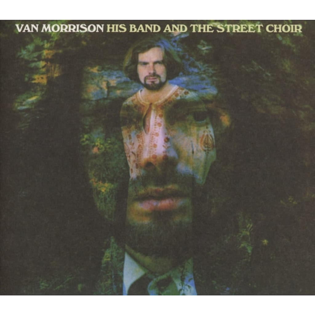 Musik-CD »His Band And The Streer Choir (Expanded Edition) / Morrison,Van«