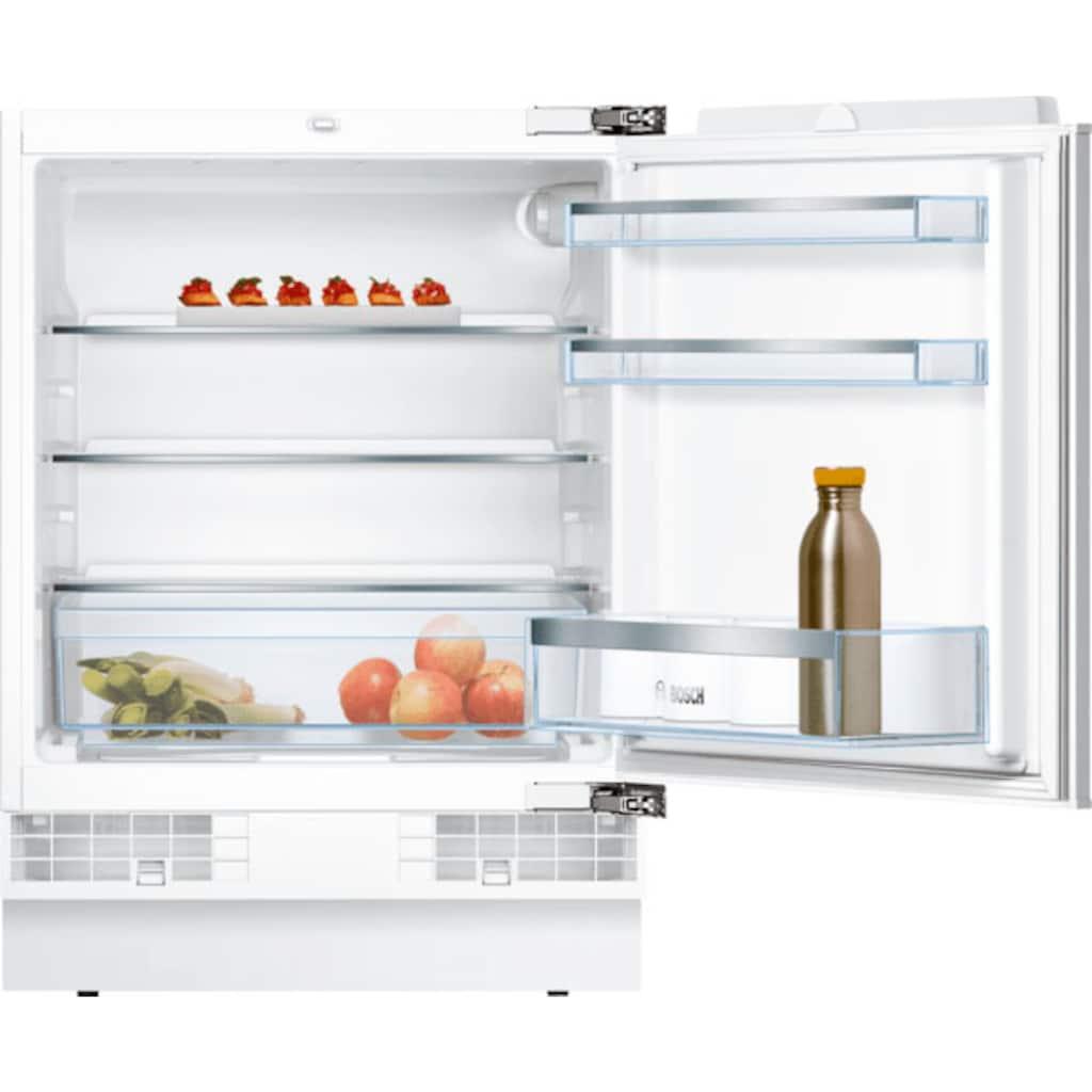BOSCH Einbaukühlschrank »KUR15ADF0«, 6